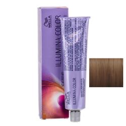 Wella Professionals Illumina Color - Стойкая крем-краска 6/ Темный блонд 60 мл