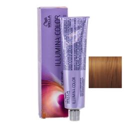 Wella Professionals Illumina Color - Стойкая крем-краска 7/35 Блонд золотисто - махагоновый 60 мл
