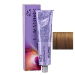 Wella Professionals Illumina Color - Стойкая крем-краска 7/7 Блонд коричневый 60 мл