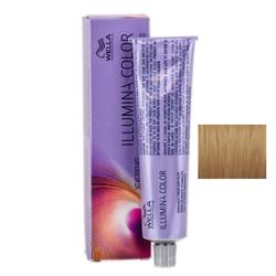 Wella Professionals Illumina Color - Стойкая крем-краска 8/ Светлый блонд 60 мл