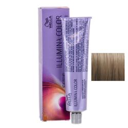Wella Professionals Illumina Color - Стойкая крем-краска 8/1 Светлый блонд пепельный 60 мл