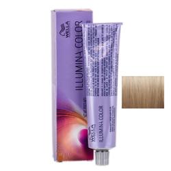 Wella Professionals Illumina Color - Стойкая крем-краска 9/60 Очень светлый блонд фиолетовый натуральный 60 мл