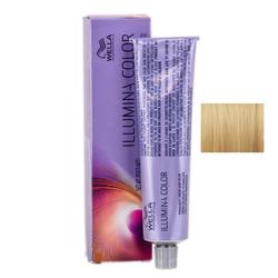 Wella Professionals Illumina Color - Стойкая крем-краска 10/36 Яркий блонд золотисто - фиолетовый 60 мл