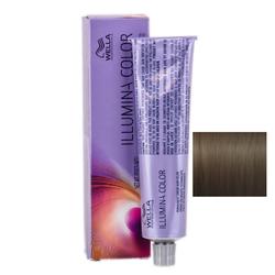 Wella Professionals Illumina Color - Стойкая крем-краска 5/81 Светло-коричневый жемчужно-пепельный 60 мл