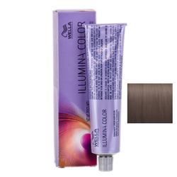 Wella Professionals Illumina Color - Стойкая крем-краска 6/16 Темный блонд пепельный фиолетовый 60 мл