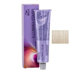 Wella Professionals Illumina Color - Стойкая крем-краска 10/69 Яркий блонд фиолетовый сандре 60 мл