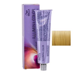 Wella Professionals Illumina Color - Стойкая крем-краска 8/38 Светлый блонд золотисто-жемчужный 60 мл