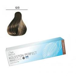 Wella Professionals Koleston Perfect Innosense - Стойкая крем-краска 6/0 Темный блонд 60 мл
