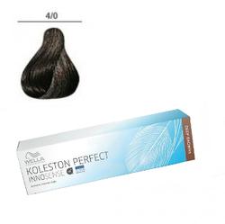 Wella Professionals Koleston Perfect Innosense - Стойкая крем-краска 4/0 Коричневый 60 мл
