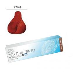 Wella Professionals Koleston Perfect Innosense - Стойкая крем-краска 77/44 блонд красный интенсивный 60 мл