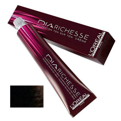 L'Oreal Professionnel Diarichesse - Краска для волос Диаришесс 4.15 Шоколадно-коричневый 50 мл