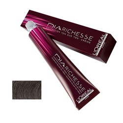 L'Oreal Professionnel Diarichesse - Краска для волос Диаришесс 5.01 Светлый шатен ледяной 50 мл