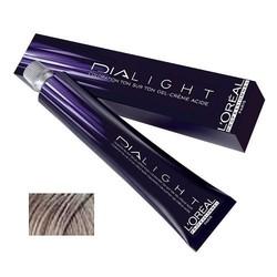 L'Oreal Professionnel Dialight - Краска для волос Диалайт 9.11 Молочный коктейль холодный пепельный 50 мл