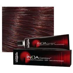 L'Oreal Professionnel Inoa - Краска для волос Иноа Кармилан 5.62 60 мл