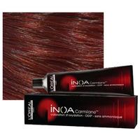 LOreal Professionnel Inoa - Краска для волос Иноа Кармилан 6.66 60 млLOreal Professionnel Inoa - Краска для волос Иноа Кармилан 6.66 60 мл купить по низкой цене с доставкой по Москве и регионам в интернет-магазине ProfessionalHair.<br>