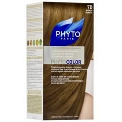 Phytosolba Phyto Color - Краска для волос, Золотистый блонд 7D