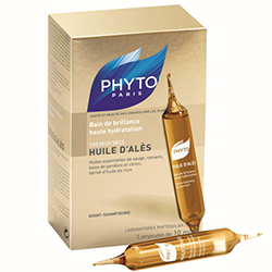 Phytosolba Huile D.Ales - Масло Алекса для сухих волос, 5*10мл.