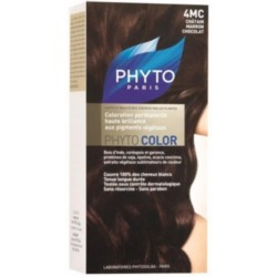 Phytosolba Phyto Color - Краска для волос, Шатен каштановый шоколад 4MC