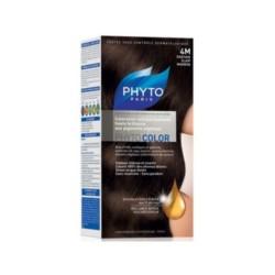 Phytosolba Phyto Color - Краска для волос, Светлый каштан 4M