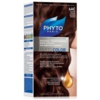 Phytosolba Phyto Color - Краска для волос, Темный блонд 6ACPhytosolba Phyto Color - Краска для волос, Темный блонд 6AC купить по низкой цене с доставкой по Москве и регионам в интернет-магазине ProfessionalHair.<br>