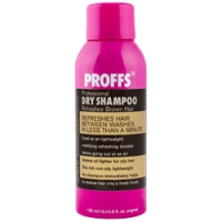 Proffs Dry Shampoo - Шампунь для темных волос, Сухое очищение 3 в 1, 150 млProffs Dry Shampoo - Шампунь для темных волос, Сухое очищение 3 в 1, 150 мл купить по низкой цене с доставкой по Москве и регионам в интернет-магазине ProfessionalHair.<br>