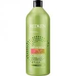 Redken Curvaceous High Foam Shampoo - Шампунь с высокой степенью пенности, 1000 мл
