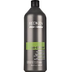 Redken Go Clean Shampoo - Шампунь для ежедневного ухода за волосами 1000 мл