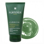 Rene Furterer Curbicia Shampoing Regulateur - Шампунь регулирующий нормализующий для жирной кожи 150 мл