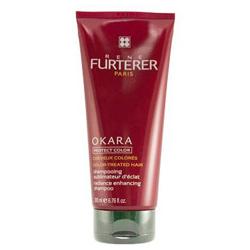 Rene Furterer Okara Protect Color Shampooing Eclat Protecteur - Шампунь защитный для окрашенных волос 200 мл