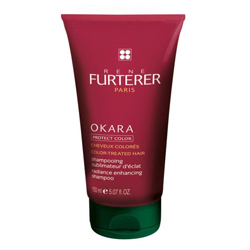 Rene Furterer Okara Shampooing Al - Шампунь для сияния мелированных волос 200 мл