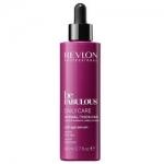 Revlon Professional Be Fabulous C.R.E.A.M. Anti-Age Serum - Антивозрастная сыворотка для нормальных, густых волос, 80 мл