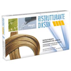 Dikson Ristrutturante - Восстанавливающий комплекс мгновенного действия для очень сухих и поврежденных волос 12*12 мл