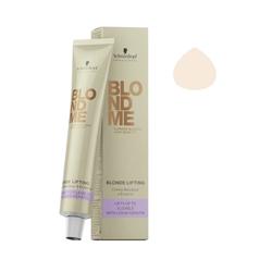 Schwarzkopf BlondMe - Осветляющий крем для волос песок 60 мл