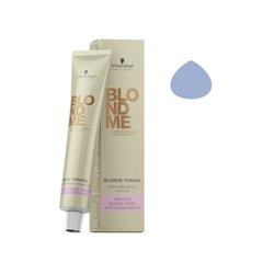 Schwarzkopf BlondMe - Тонирующий крем для волос сталь 60 мл