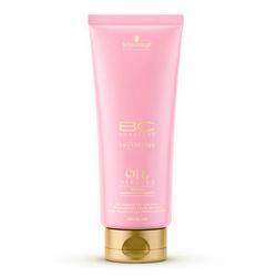 Schwarzkopf Bonacure Oil Miracle Rose Oil Hair&Scalp Shampoo - Шампунь-блеск для кожи головы и волос, Золотое сияние, 200 мл.