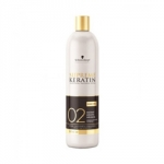 Schwarzkopf Supreme Keratin - Молочко для кератинизации волос 480 мл