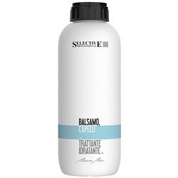 Selective Balsamo Bianco Per Capelli - Бальзам Увлажняющий для сухих и нормальных волос 1000 мл