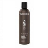 Selective For Man Shampoo - Шампунь для профилактики выпадения волос 250 млSelective For Man Shampoo - Шампунь для профилактики выпадения волос 250 мл купить по низкой цене с доставкой по Москве и регионам в интернет-магазине ProfessionalHair.<br>
