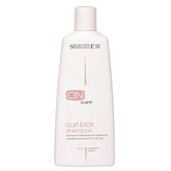Selective On Care Tech Сurl Lock Shampoo - Тонизирующий шампунь для вьющихся волос 750 мл