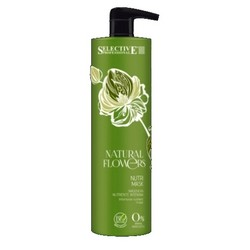 Selective Professional Nutri Mask - Маска питательная для восстановления волос, 1000 мл.