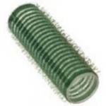 Sibel, 4122249 - Бигуди на липучке зеленые 21 мм, 12 шт