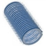 Sibel, 4123049 - Бигуди на липучке голубые 28 мм, 12 шт