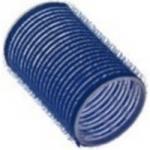 Sibel, 4164549 - Бигуди на липучке синие 40 мм, 6 шт
