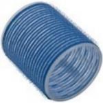 Sibel, 4166049 - Бигуди на липучке голубые 56 мм, 6 шт