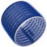 Sibel, 4168049 - Бигуди на липучке темно-синие 80 мм, 3 шт