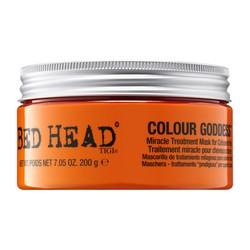 Tigi Bed Head Colour Goddess Miracle Treatment Mask For Coloured Hair - Маска питательная для окрашенных волос, 200 г.