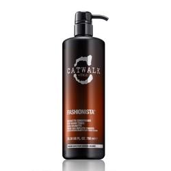 Tigi Catwalk Fashionista Brunette Conditioner - Бальзам для волос для брюнеток, 750 мл.