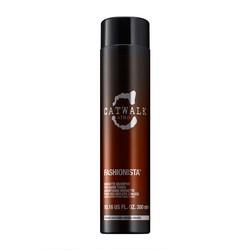 Tigi Catwalk Fashionista Brunette Shampoo - Шампунь для брюнеток, 300 мл.