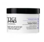 Tigi Pro Luminous Blonde - Маска для осветленных волос, 200 г.