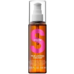 TIGI S Factor True Lstng Clr Hair Oil - Масло для защиты цвета окрашенных волос, 100 мл.
